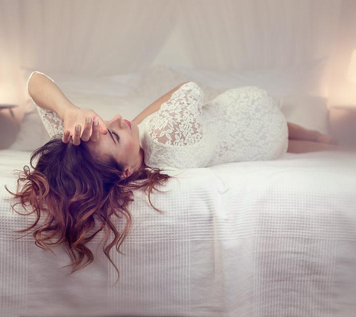 Jak se připravit na fotografování ve stylu Boudoir